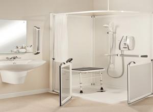 modification de salle de bain pour aines