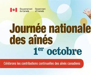 journée nationale des ainées 1er octobre