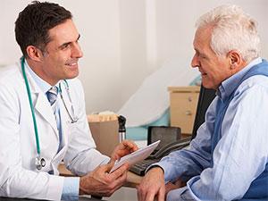 ainés avec doctor prostate