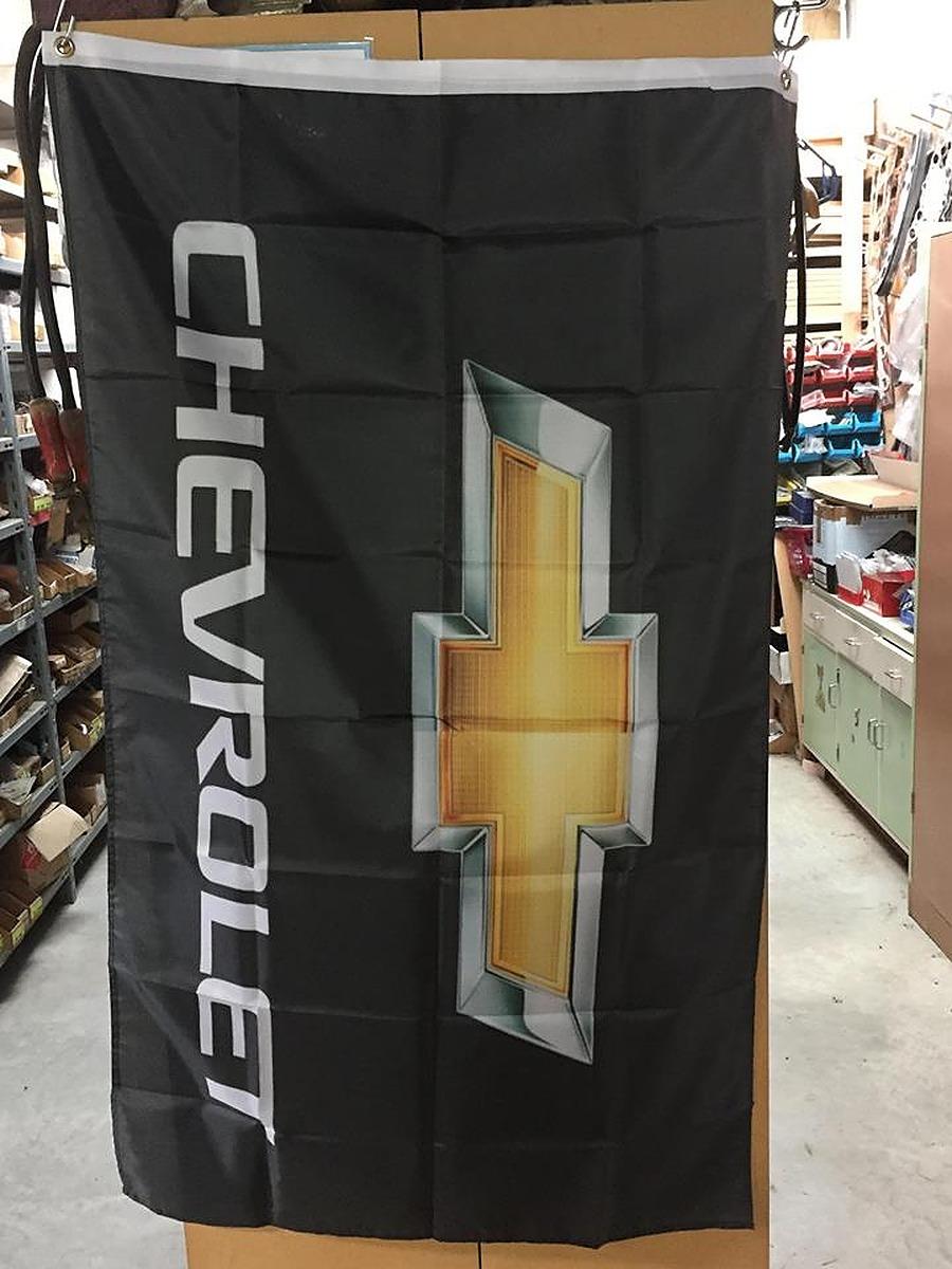 Chevrolet Flags - Chevrolet Black