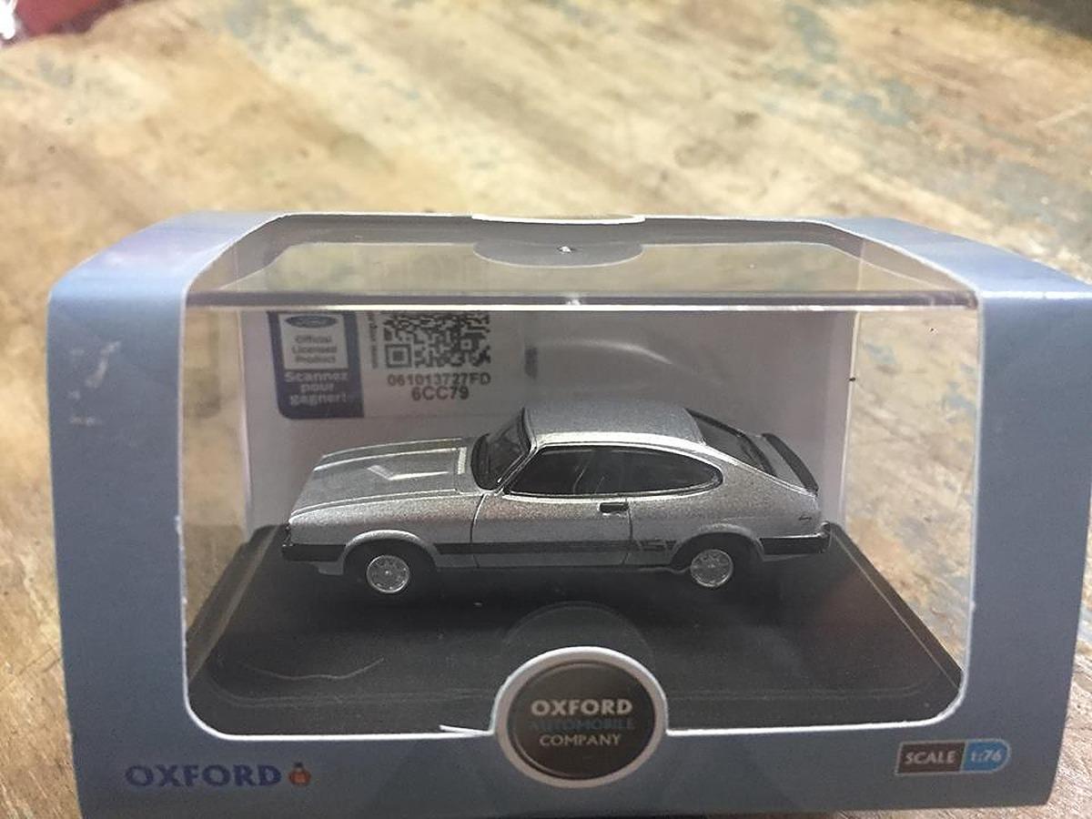 Oxford 1:76 - Mark 3 Ford Capri