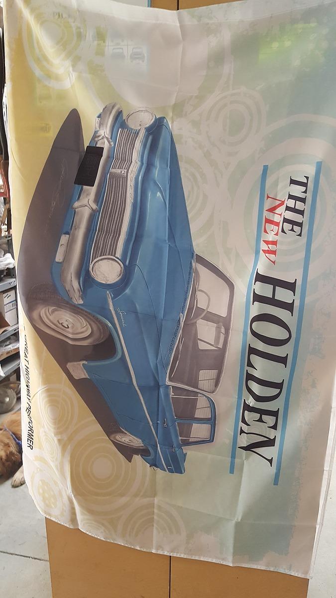 Holden / GMC FlagVintage Holden