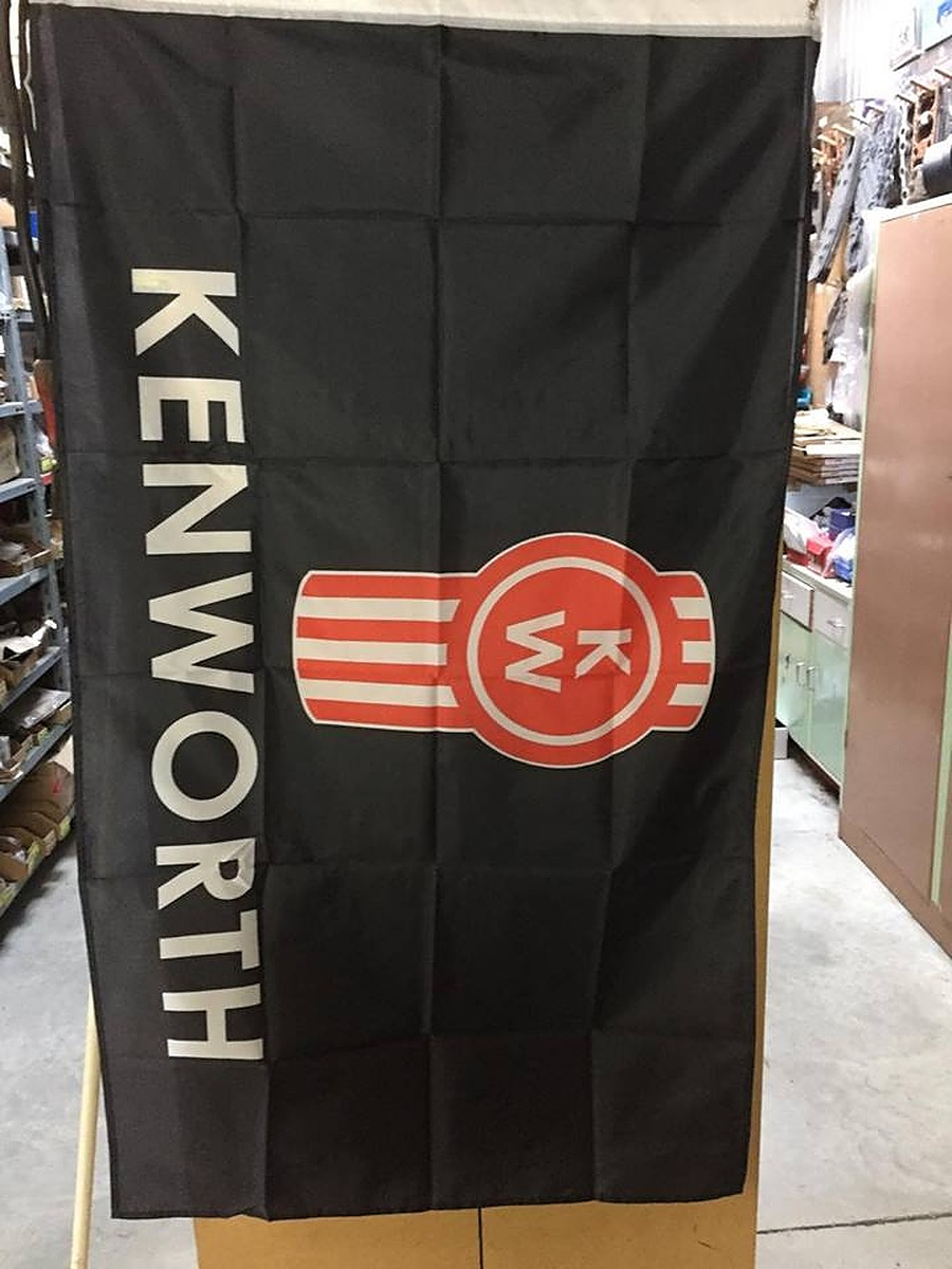 Truck Flags - Kenworth