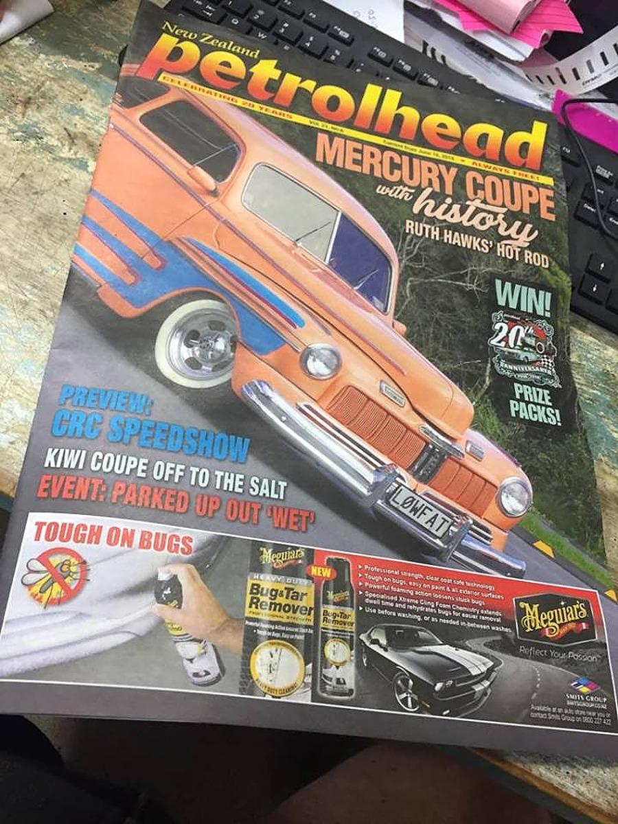 Petrolhead Article