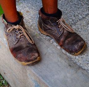 Guetemala shoes