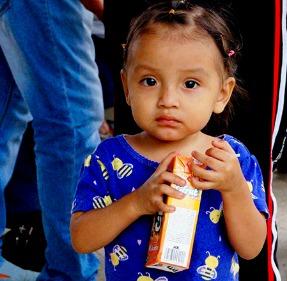 Guetemala child