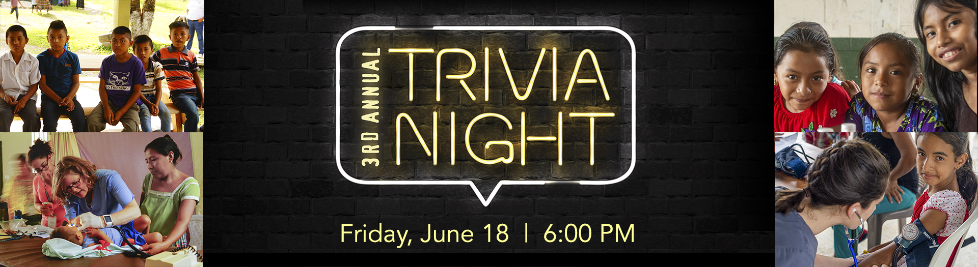 Third Annual Trivia Night