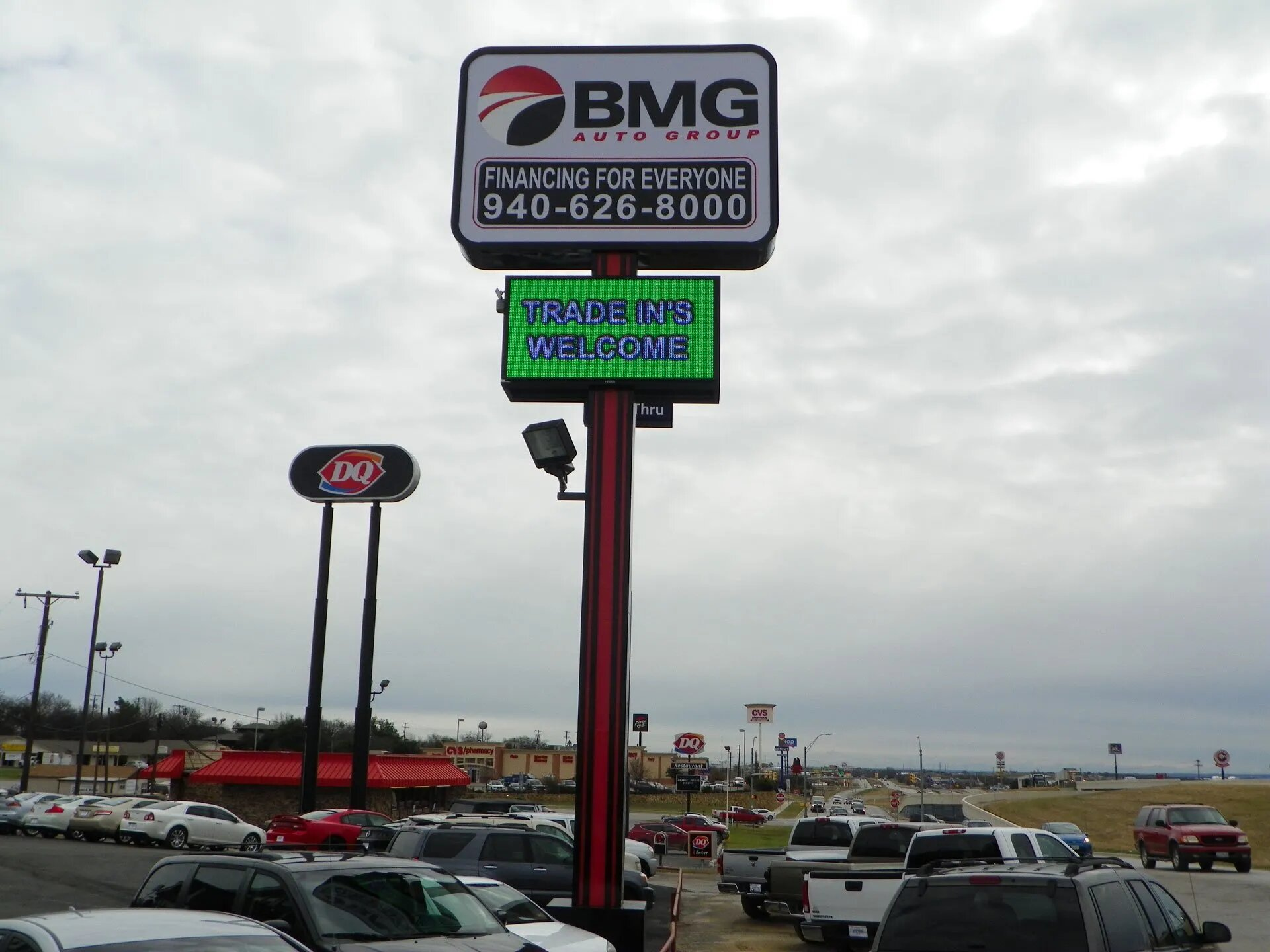 Dealership Signs for Your Dallas Fort Worth Business