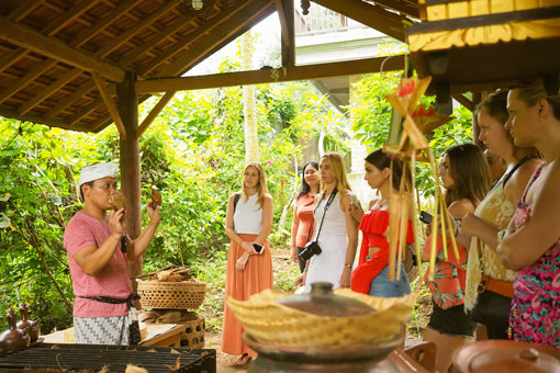 The Best Balinese Cooking Class Ever by Girl and the Word