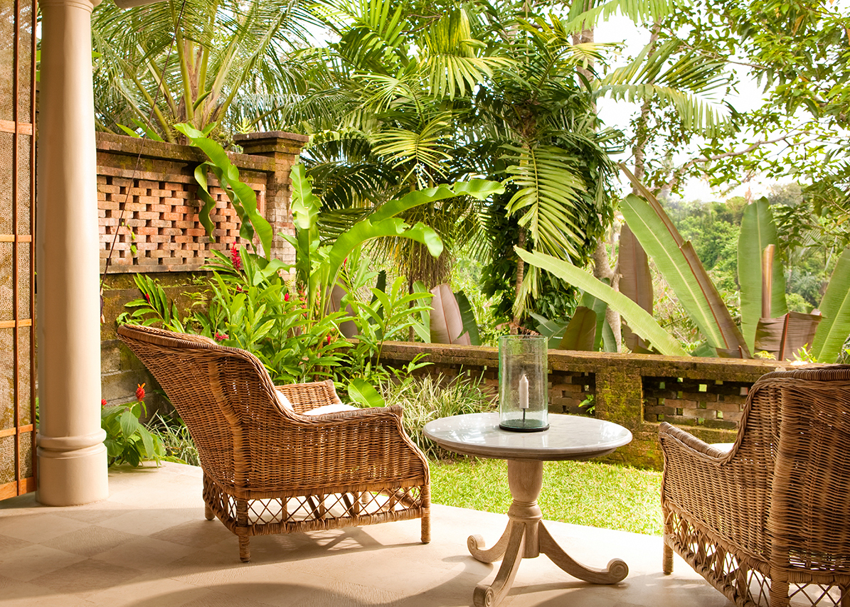 Enjoy stunning views from your private terrace.
