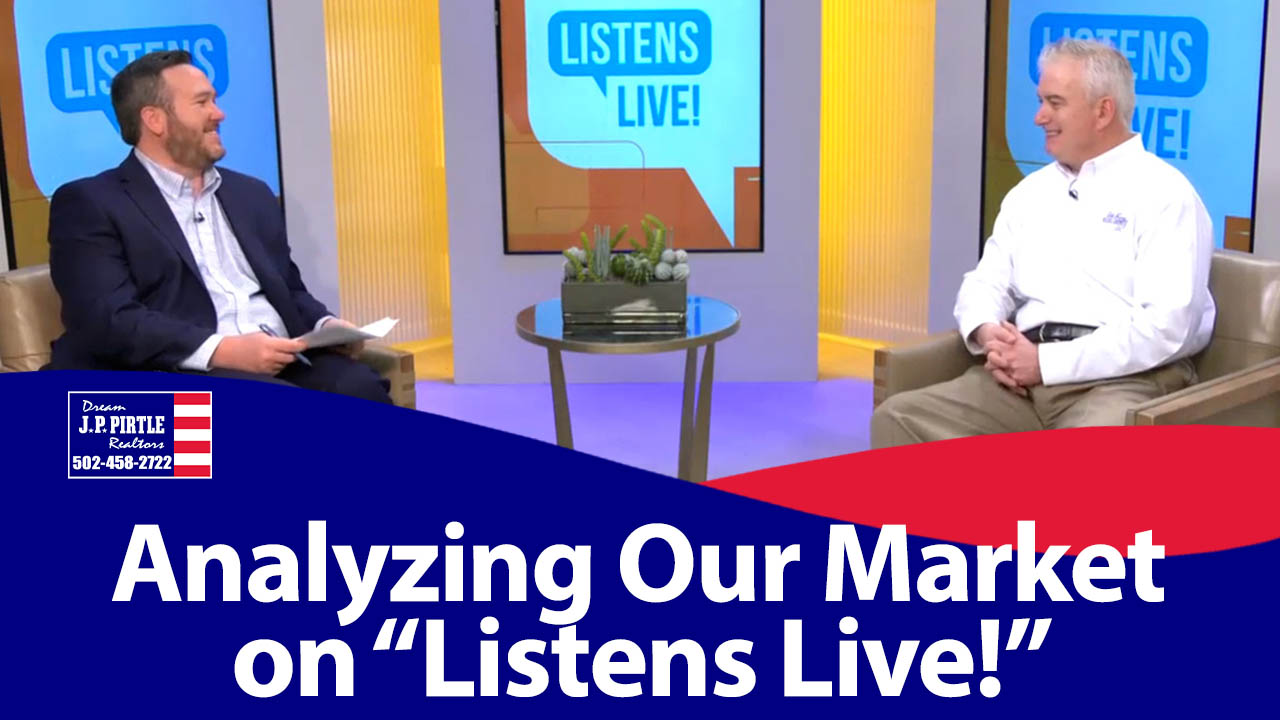 "Analyzing Our Market on ""Listens Live!"""
