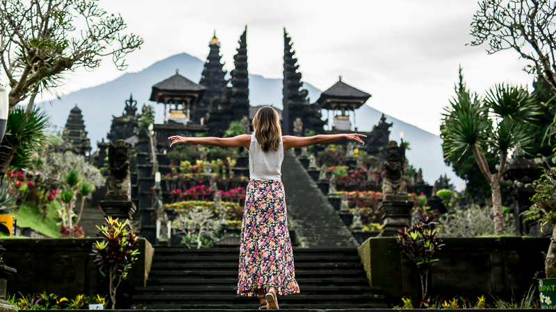 The Temples of Bali