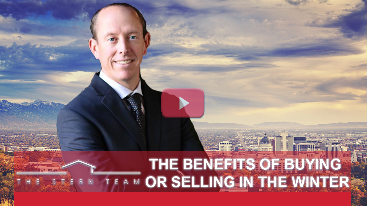 Salt Lake County Real Estate Video Blog with Joshua Stern