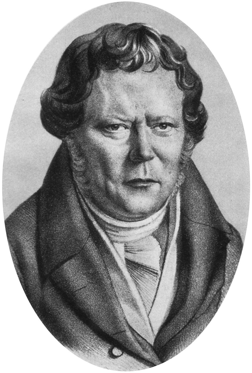 Johann Heinrich Ferdinand von Autenrieth (source US National Library of Medicine)