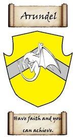Arundel crest.