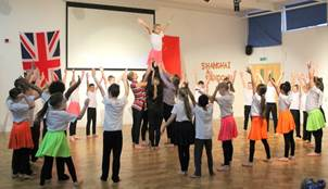 England China Teacher Exchange