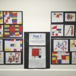 Another display on one of our art galleries