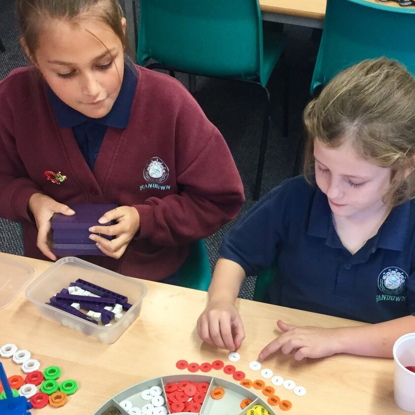 Double Trouble Maths Club