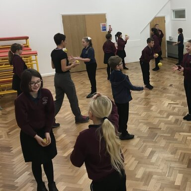 Sports leaders second session