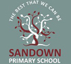 Sandown School logo