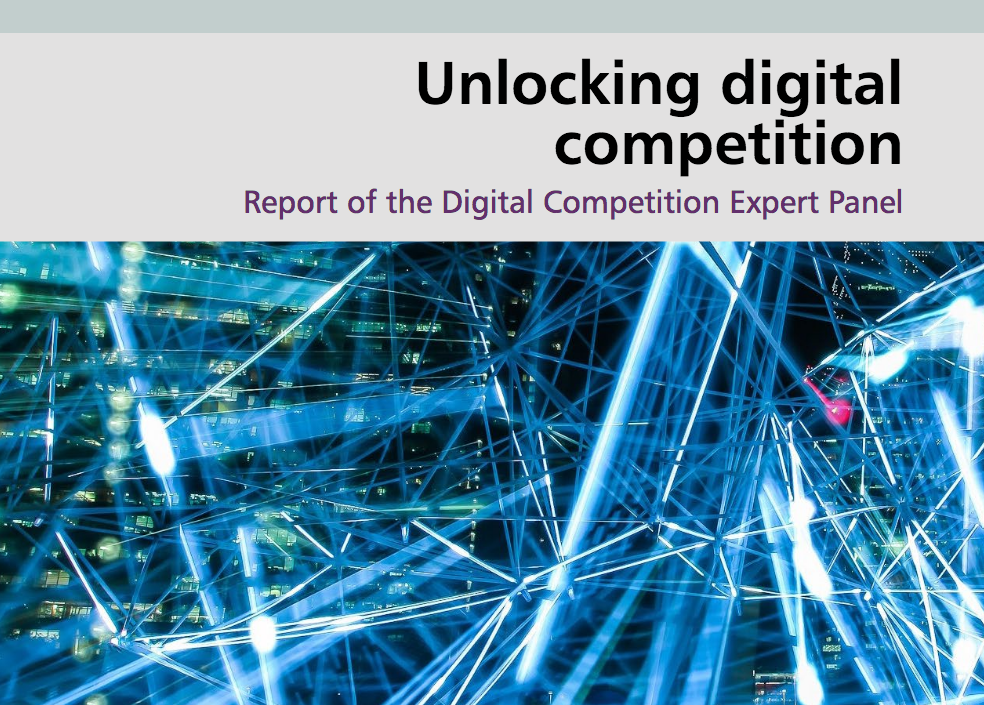 Digital Competition Expert panel: Competition regulation currently insufficient
