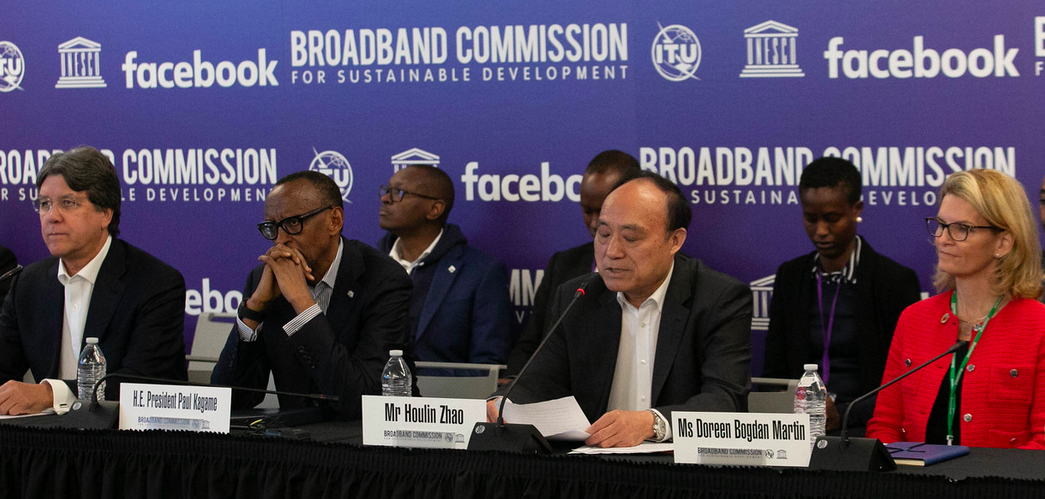 UN Broadband Commission advocates for new innovative partnerships and business models