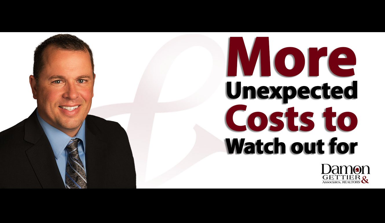 Unexpected Home Purchasing Costs, Part II: Maintenance Costs