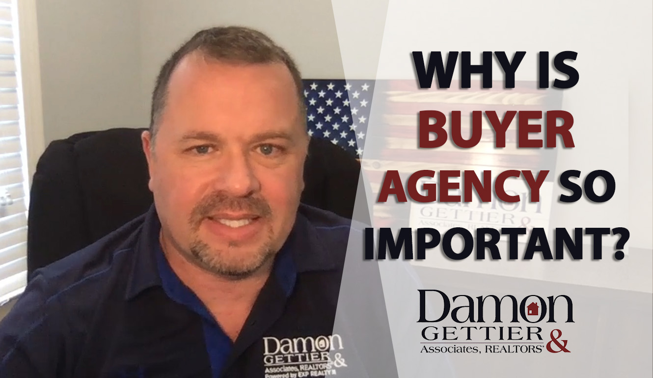 The Importance of Buyer Agency