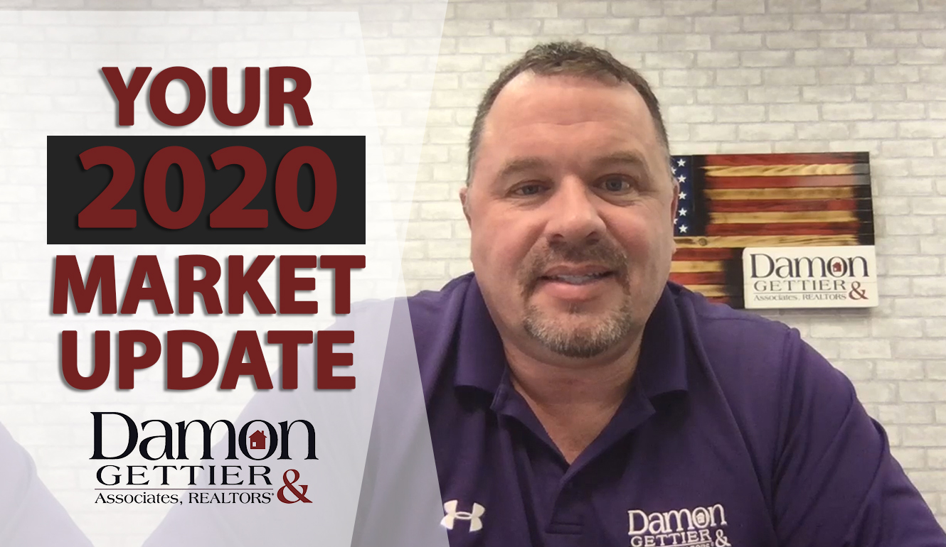 Our First 2020 Market Update