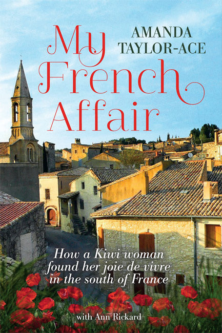 My French Affair - Book Cover