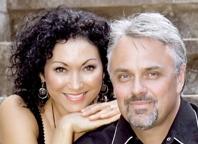 Tina Cross & Rikki Morris