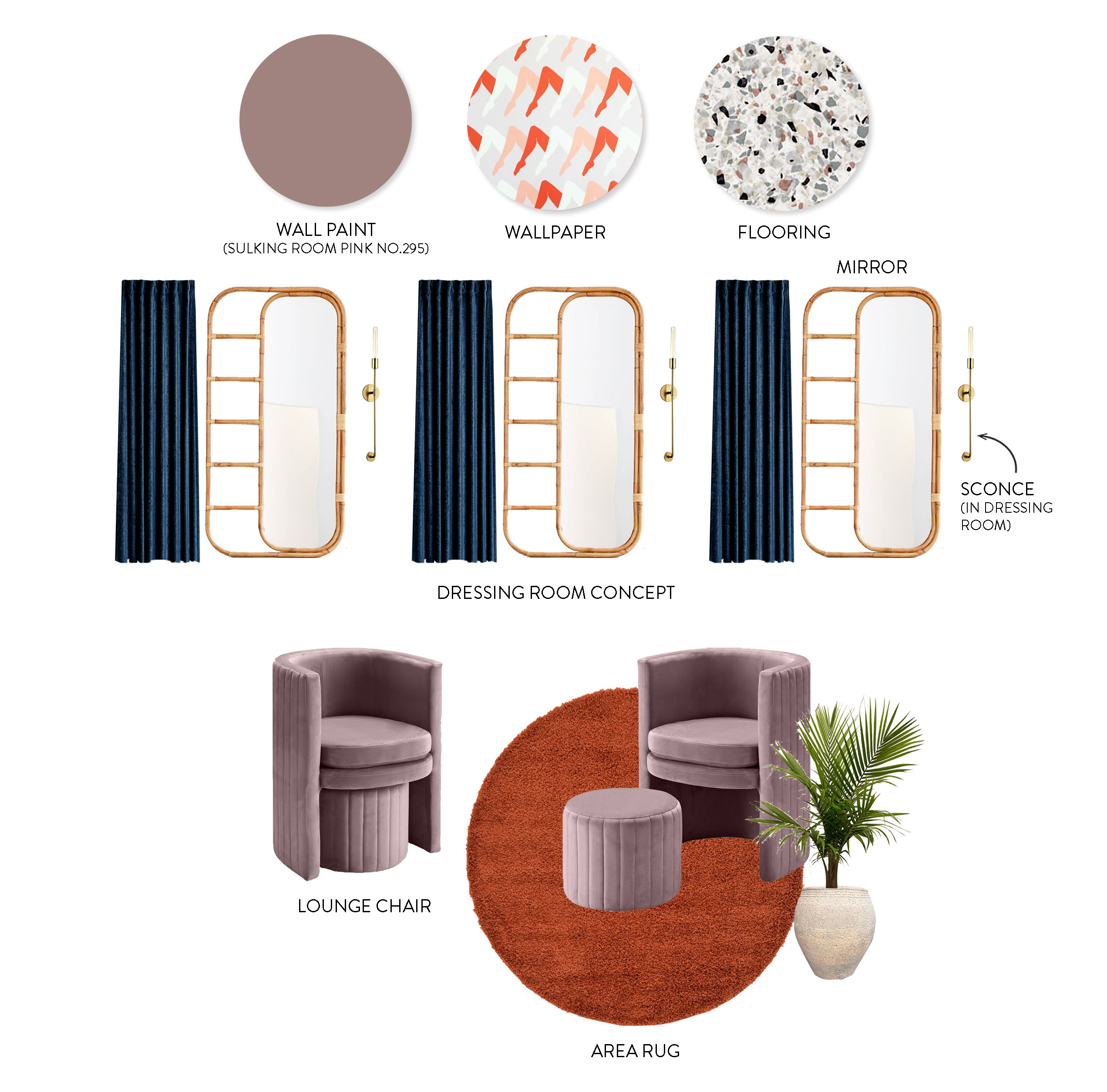 1c41a3f9666b10 As you step into the style lounge you're greeted by two very comfortable  violet velvet chairs that sit atop a burnt orange shag rug. This part of  the shop ...