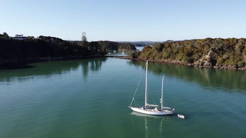 Passage Sydney AUS to Bay of Island NZ