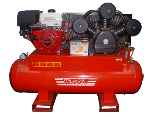 a 38cfm Compressor from West Air