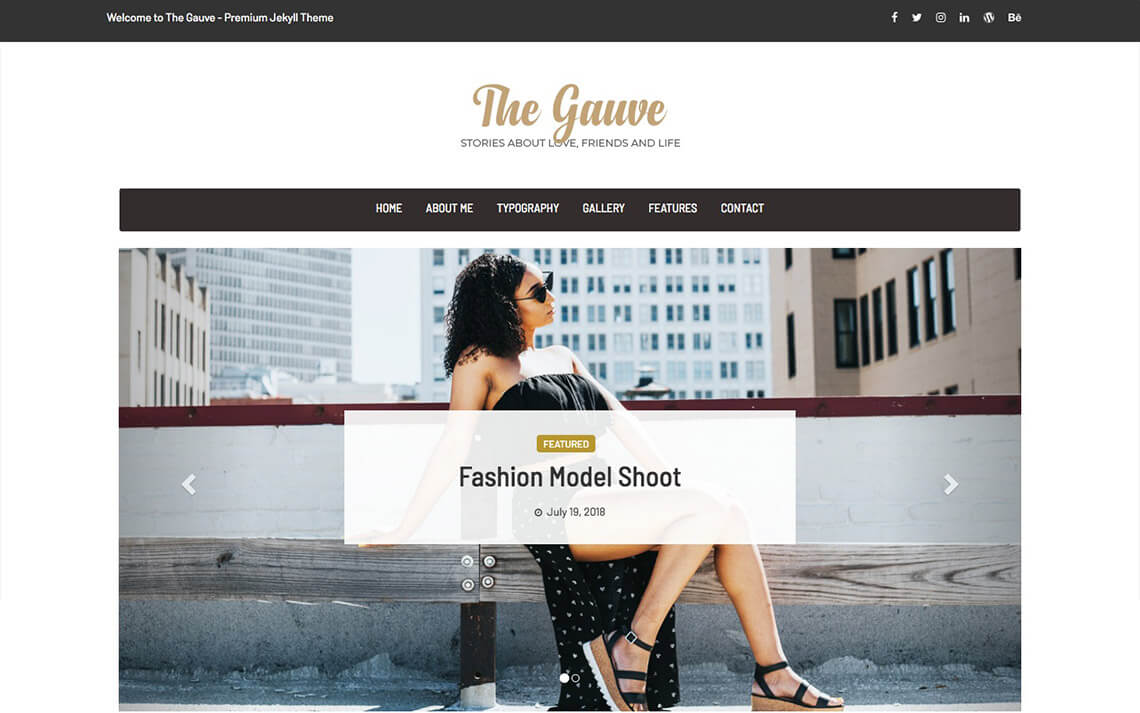 The Guave Jekyll Theme