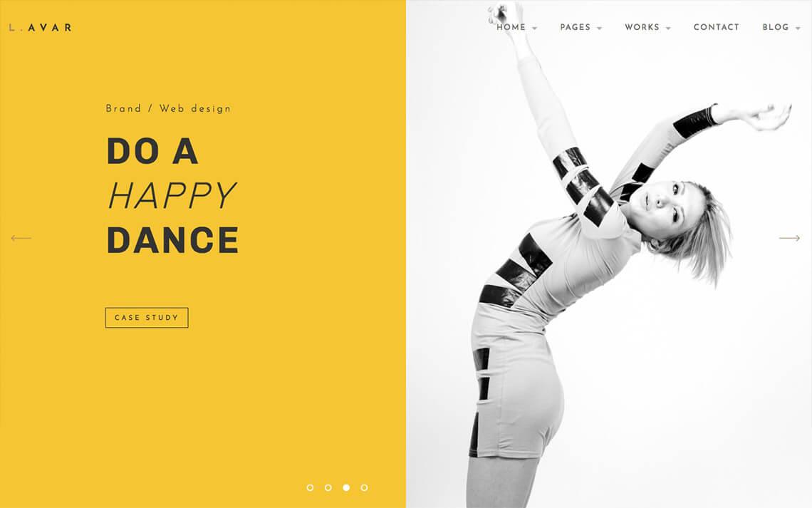 New portfolio & agency Jekyll theme
