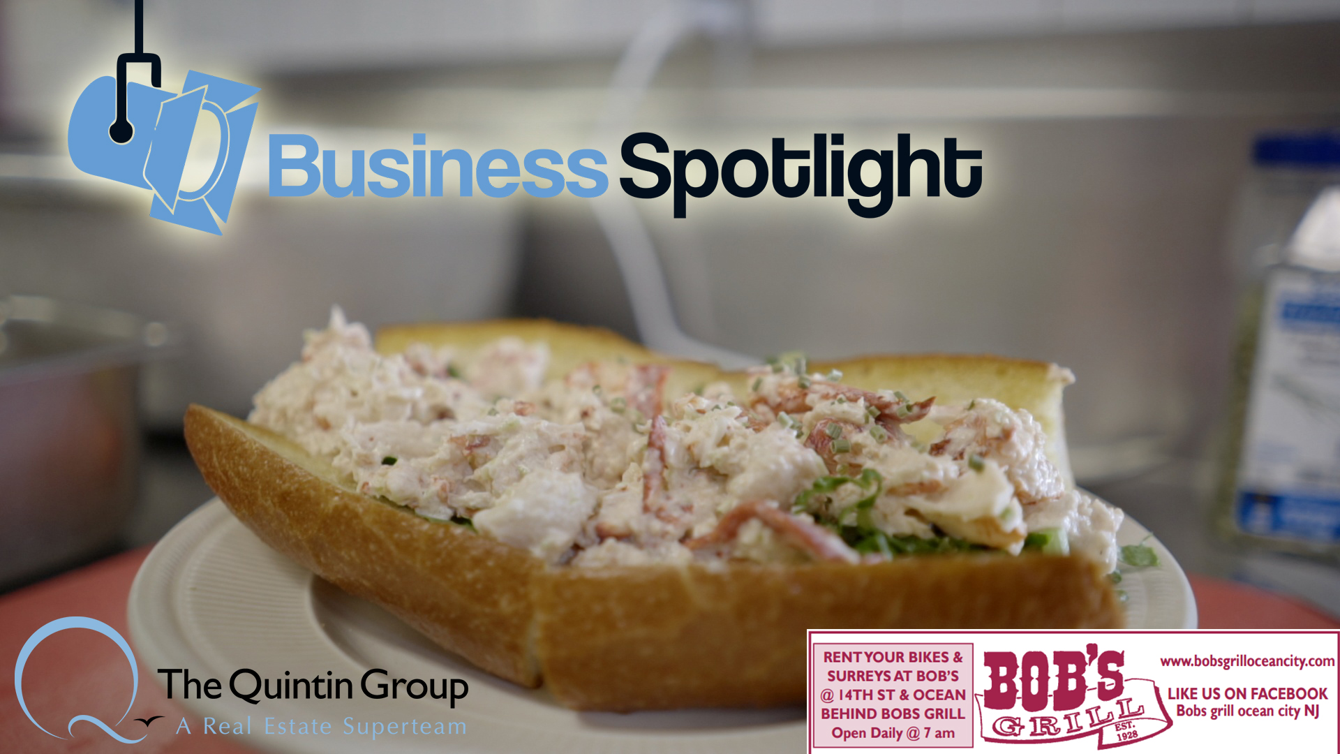 Business Spotlight: Bob's Grill