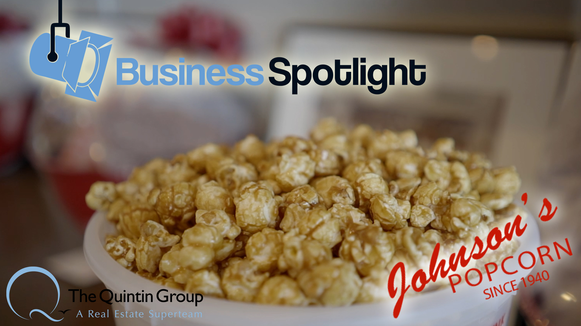 Business Spotlight: Johnson's Popcorn