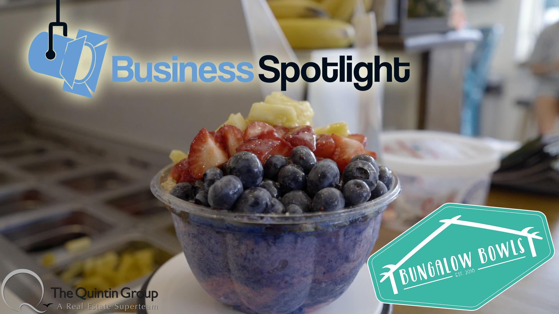 Business Spotlight: Bungalow Bowls
