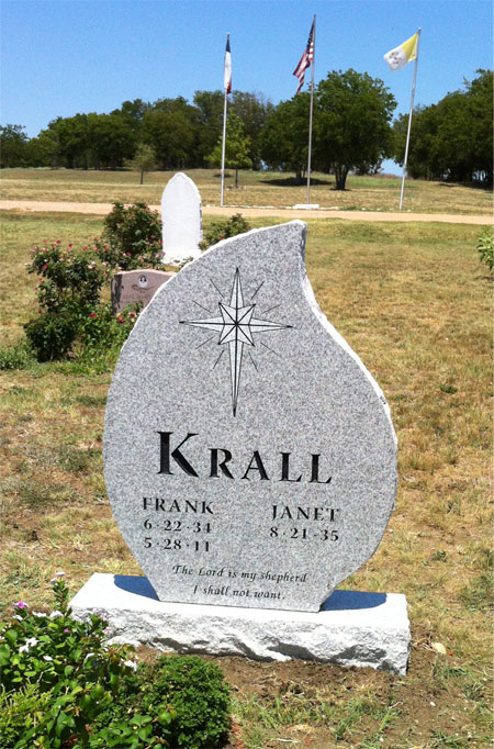 Krall Monument