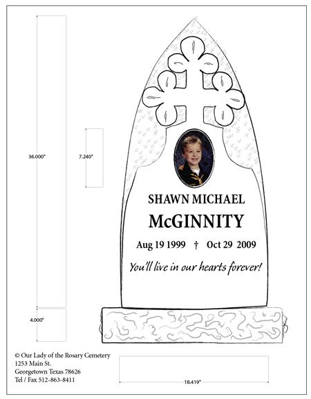 McGinnity Monument