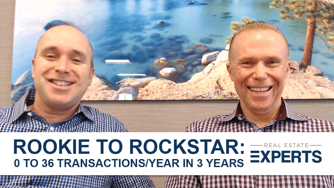 Success Spotlight - Tony Fery:  How to Go From 0 to 36 Deals a Year