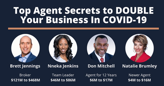 Doubling Your Business in COVID Panel