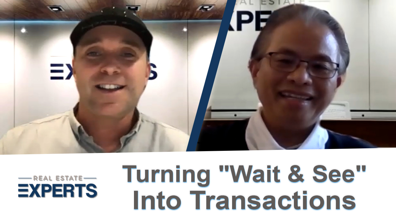 "Overcoming ""Let's Wait & See"" to Land $6 M in Deals During SIP"