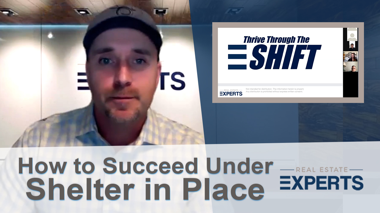 How to Succeed Under Shelter in Place
