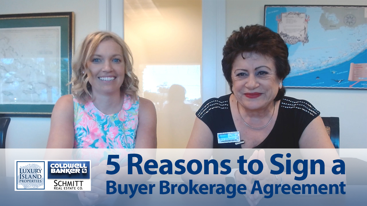 Is It Smart to Sign a Buyer Brokerage Agreement?