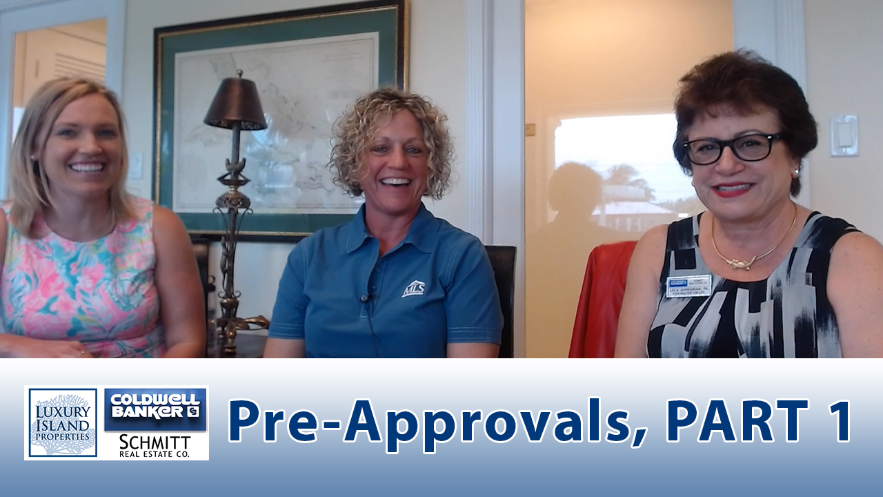 What You Need to Know About Pre-Approvals