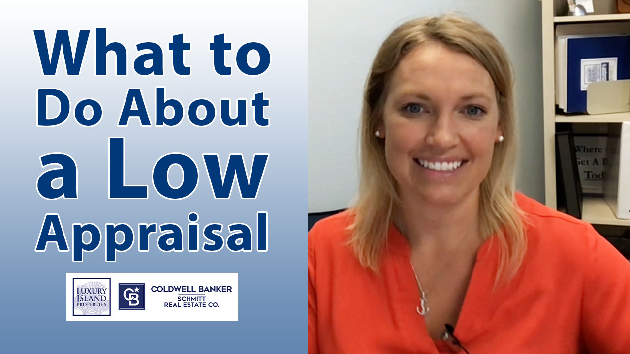 4 Options for Low Appraisals