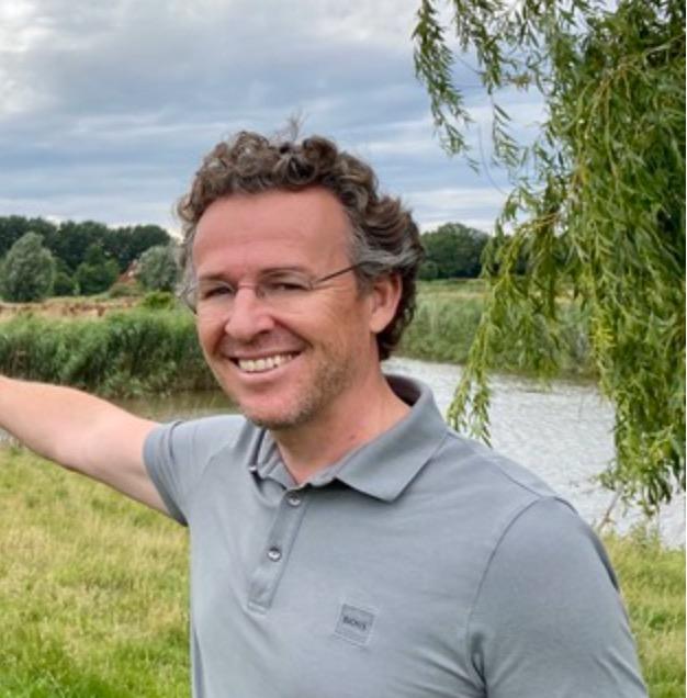 Gaby Broekhuijsen, eigenaar Parcestate, Sneek