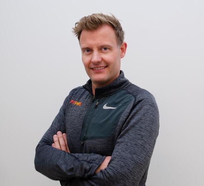 Niels Smeenge, eigenaar Fitpro health Institute BV, Laren